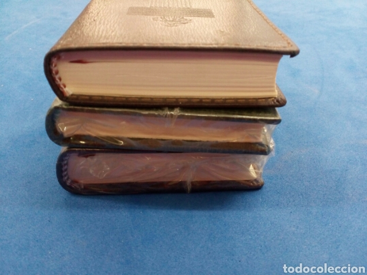 Libros: Lote 3 tomos de colección Crisol pequeños n°57-59-60 - Foto 3 - 168854181
