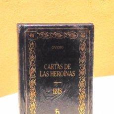 Libros: OVIDIO: CARTAS DE LA HEROÍNAS. IBIS. Lote 168964308