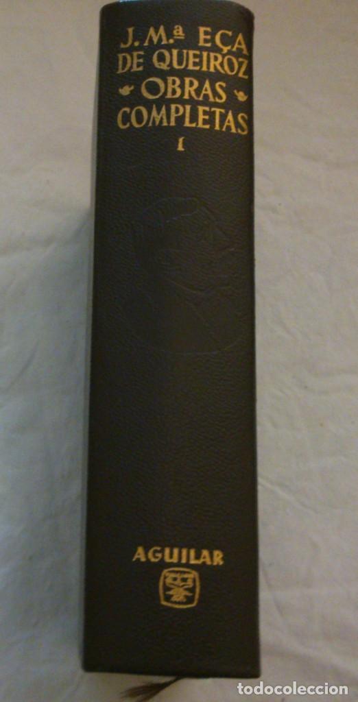 OBRAS COMPLETAS. TOMOS I,II, III. EÇA DE QUEIROZ, JOSE Mª. (Libros Nuevos - Literatura - Narrativa - Clásicos Universales)