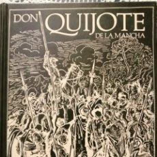 Libros: CÓMIC DE DON QUIJOTE DE LA MANCHA (8 TOMOS, EDICIONES CASTELLS) . Lote 171223343