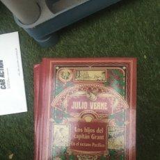 Libros: JULIO VERNE LOS HIJOS DEL CAPITÁN GRANT EN EL OCÉANO PACÍFICO. Lote 172178133