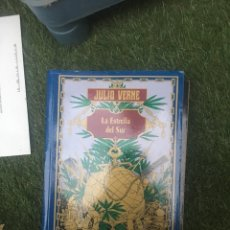 Libros: JULIO VERNE LA ESTRELLA DEL SUR. Lote 172178348