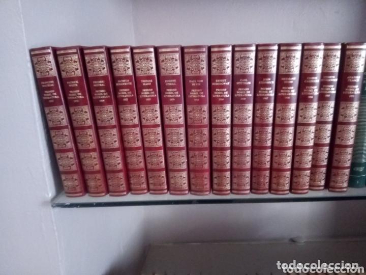 COLECCIÓN DE 14 LIBROS DE AUTORES DEL PREMIO NOBEL DE DISTINTOS AÑOS.14 LIBROS (Libros Nuevos - Literatura - Narrativa - Clásicos Universales)