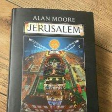 Libros: JERUSALEM. ALAN MOORE (PRIMERA EDICIÓN INGLÉS). Lote 178751246