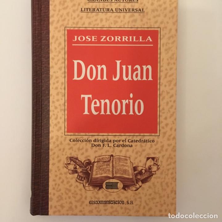 Libros: Don Juan Tenorio - A sangre Fria - Foto 2 - 178759665