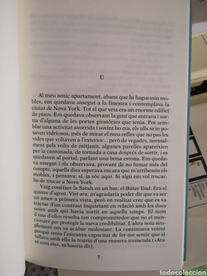 Libros: HAWKE, Ethan: Estat d'excitació. Trad. Melcion Mateu. Destino, 1a ed. Barcelona, 2001. - Foto 7 - 179081278