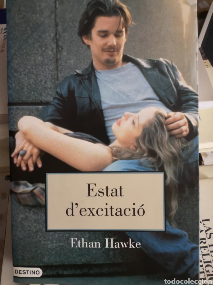 HAWKE, ETHAN: ESTAT D'EXCITACIÓ. TRAD. MELCION MATEU. DESTINO, 1A ED. BARCELONA, 2001. (Libros Nuevos - Literatura - Narrativa - Clásicos Universales)
