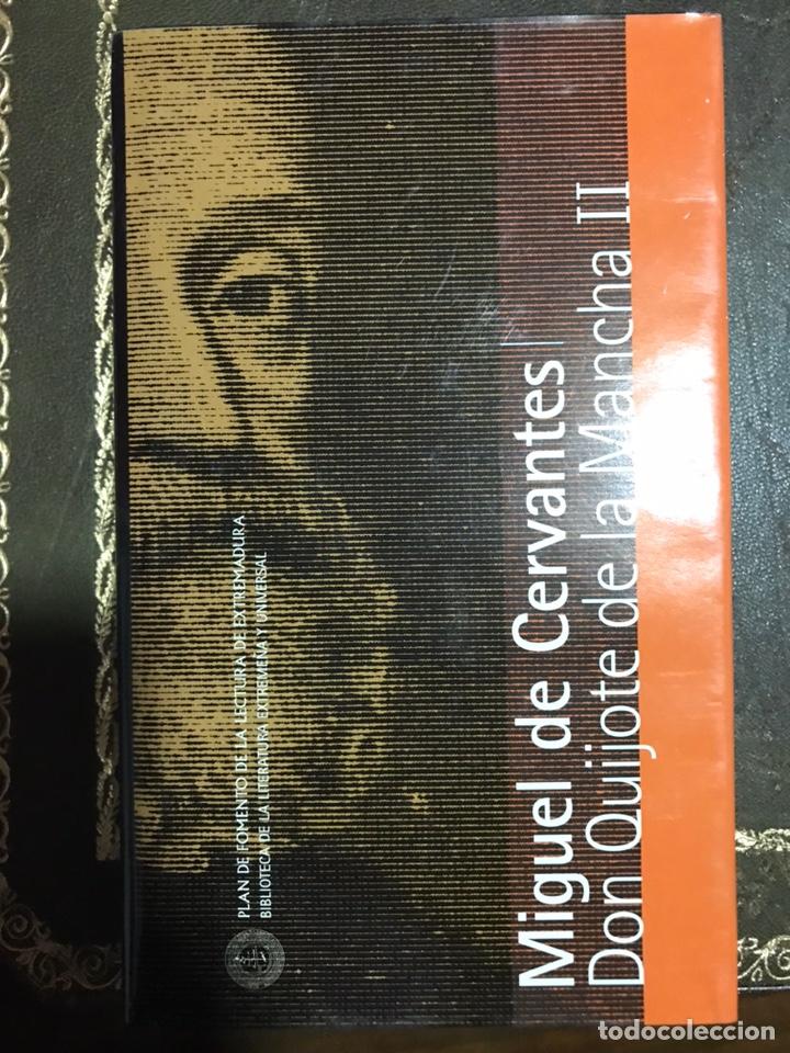 DON QUIJOTE DE LA MANCHA II, MIGUEL DE CERVANTES, 2002. (Libros Nuevos - Literatura - Narrativa - Clásicos Universales)