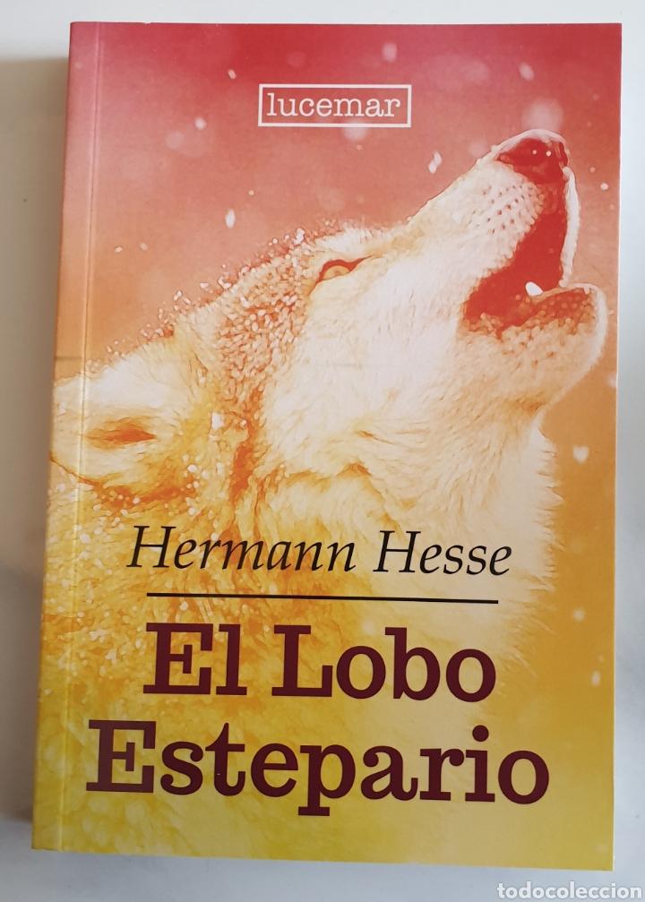 EL LOBO ESTEPARIO HERMAN HESS. NUEVO (Libros Nuevos - Literatura - Narrativa - Clásicos Universales)
