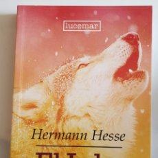 Libros: EL LOBO ESTEPARIO HERMAN HESS. NUEVO. Lote 182856102