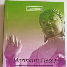 Libros: SIDDHARTHA. HERMAN HESS. Lote 182856273