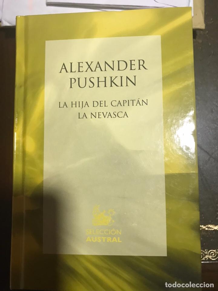 ALEXANDER PUSHKIN LA HIJA DEL CAPITÁN (Libros Nuevos - Literatura - Narrativa - Clásicos Universales)