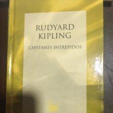Libros: RUDYARD KIPLING CAPITANES INTRÉPIDOS. Lote 183426422