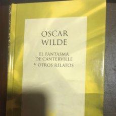 Libros: OSCAR WILDE EL FANTASMA DE CANTERVILLE. Lote 183426601