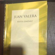Libros: JUAN VALERA PEPITA JIMENEZ. Lote 183426927