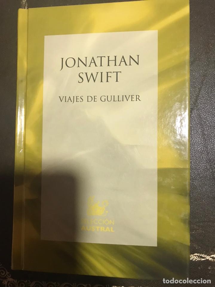 JONATHAN SWIFT VIAJES DE GULLIVER (Libros Nuevos - Literatura - Narrativa - Clásicos Universales)