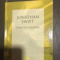 Libros: JONATHAN SWIFT VIAJES DE GULLIVER. Lote 183427297