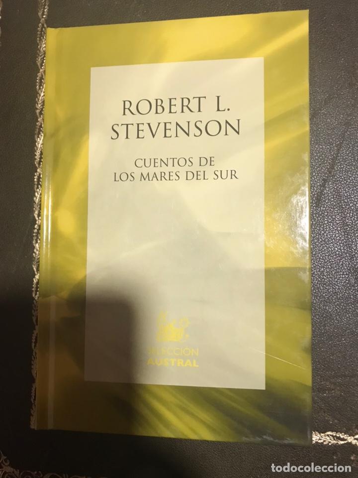 ROBERT STEVENSON CUENTOS DE LOS MARES DEL SUR (Libros Nuevos - Literatura - Narrativa - Clásicos Universales)