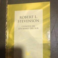 Libros: ROBERT STEVENSON CUENTOS DE LOS MARES DEL SUR. Lote 183427426