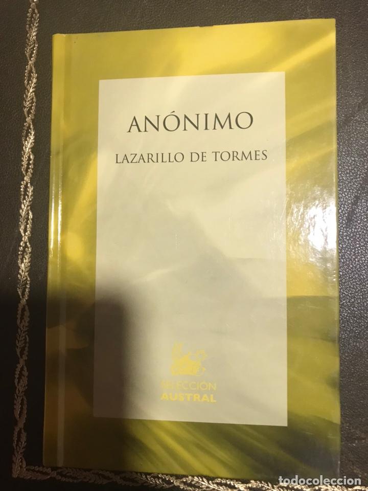 LAZARILLO DE TORMES (Libros Nuevos - Literatura - Narrativa - Clásicos Universales)