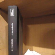 Libros: LA GRAN COMPLICACIÓN - ALLEN KURZWEIL - FICCIÓN INTERNACIONAL. Lote 185706780