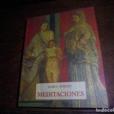 Libros: MARCO AURELIO. MEDITACIONES. JOSE J. DE OLAÑETA, 2004. COL . LOS PEQUEÑOS LIBROS DE SABIDURIA. Lote 190902910