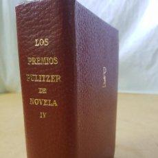 Libros: LOS PREMIOS PULITZER DE NOVELA - VOL. IV - ED.PLAZA & JANES - AÑO 1962. Lote 120411435
