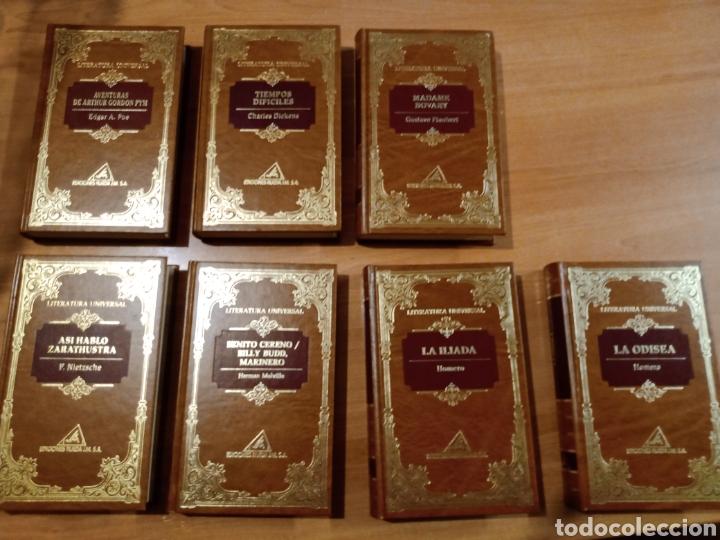 Libros: Colección de libros LITERATURA UNIVERSAL - Foto 2 - 194135120