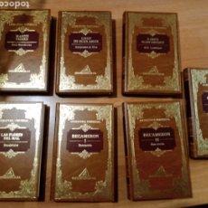 Libros: COLECCIÓN DE LIBROS LITERATURA UNIVERSAL. Lote 194135120
