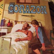 Libros: CORAZÓN DE E DE AMICIS. Lote 196792221