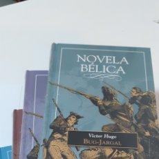 Libros: FANTASTICO LOTE DE LIBROS SOBRE NOVELA BÉLICA. Lote 197461970