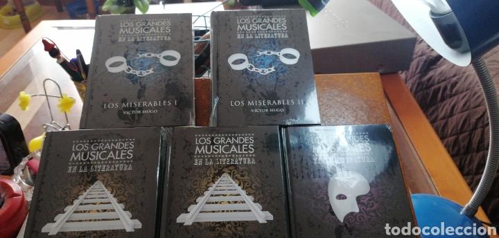 Libros: LOTE DE LOS GRANDES MUSICALES EN LA LITERATURA - Foto 2 - 198425352