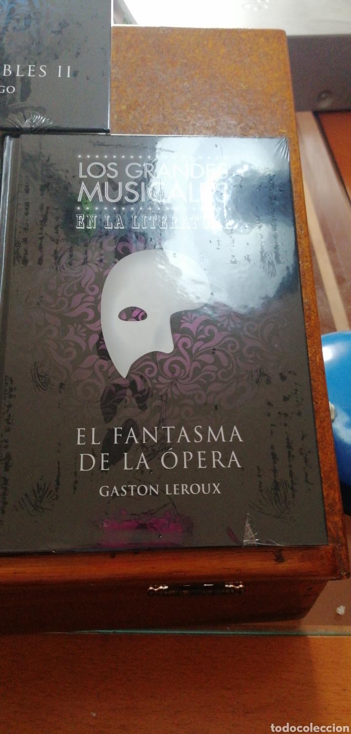 Libros: LOTE DE LOS GRANDES MUSICALES EN LA LITERATURA - Foto 3 - 198425352