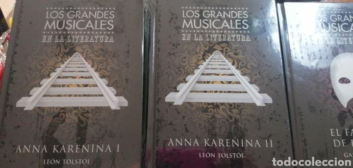 Libros: LOTE DE LOS GRANDES MUSICALES EN LA LITERATURA - Foto 4 - 198425352