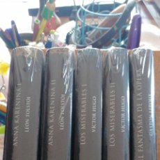 Libros: LOTE DE LOS GRANDES MUSICALES EN LA LITERATURA. Lote 198425352