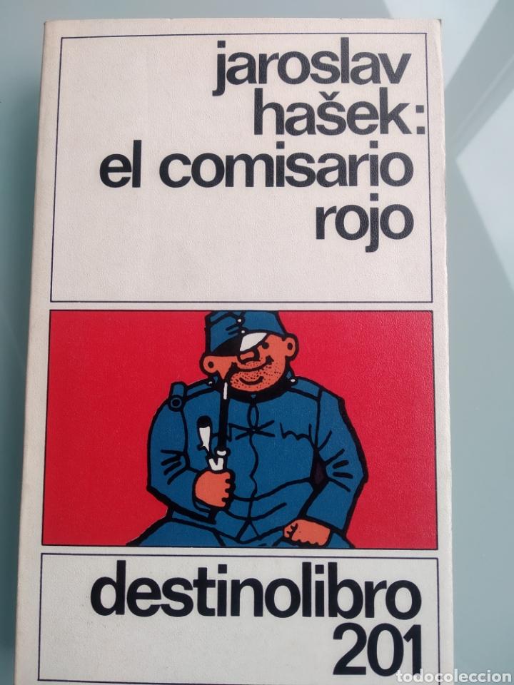 EL COMISARIO ROJO - JAROSLAV HASEK (NUEVO) (Libros Nuevos - Literatura - Narrativa - Clásicos Universales)