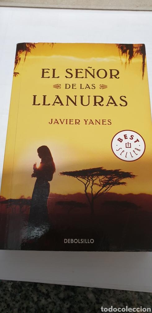 EL SEÑOR DE LAS LLANURAS. JAVIER YANES (Libros Nuevos - Literatura - Narrativa - Clásicos Universales)