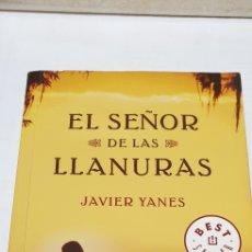 Libros: EL SEÑOR DE LAS LLANURAS. JAVIER YANES. Lote 199926696