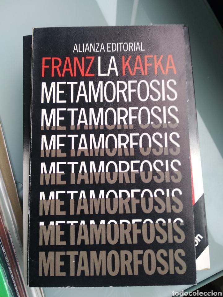 FRANK KAFKA - LA METAMORFOSIS (Libros Nuevos - Literatura - Narrativa - Clásicos Universales)