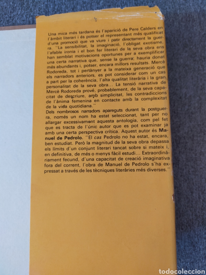 Libros: Narracions catalanes del segle XX edicions 62 - Foto 4 - 204189721