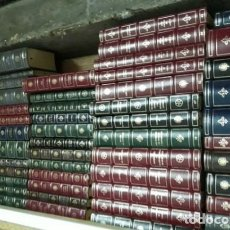 Libros: BIBLIOTECA CLASICA CASTALIA.2001...75 TOMOS..COMPLETA ...EDICION DE LUJO..IMPECABLE. Lote 204444370