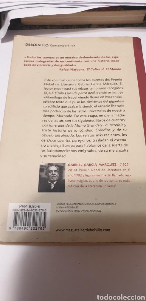 Libros: Gabriel Garcia Marquez Premio Nobel . Todos los cuentos - Foto 2 - 204466370