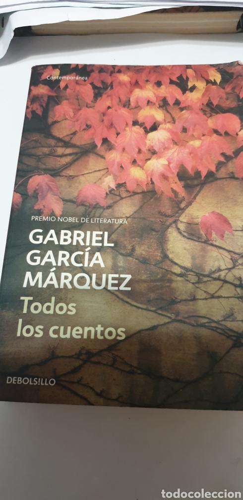 GABRIEL GARCIA MARQUEZ PREMIO NOBEL . TODOS LOS CUENTOS (Libros Nuevos - Literatura - Narrativa - Clásicos Universales)