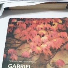 Libros: GABRIEL GARCIA MARQUEZ PREMIO NOBEL . TODOS LOS CUENTOS. Lote 204466370