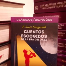 Libros: CUENTOS ESCOGIDOS DE LA ERA DEL JAZZ-F. SCOTT FITZGERALD. Lote 205136881