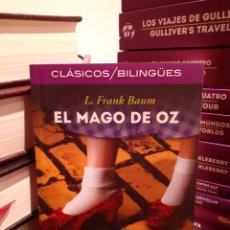 Libros: EL MAGO DE OZ-L.FRANK BAUM. Lote 205139145