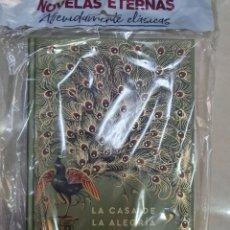 Libros: NOVELAS ETERNAS. LA CASA DE LA ALEGRIA. Lote 206230216