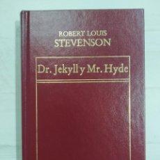 Libros: DR. JEKYLL Y MR. HYDE, DE ROBERT LOUIS STEVENSON. Lote 206370892