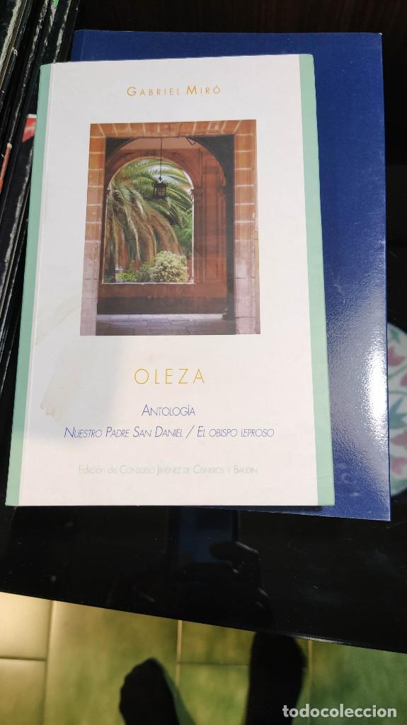 OLEZA. ANTOLOGÍA. NUESTRO PADRE SAN DANIEL Y EL OBISPO LEPROSO (Libros Nuevos - Literatura - Narrativa - Clásicos Universales)