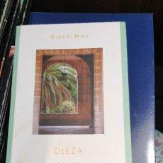 Libros: OLEZA. ANTOLOGÍA. NUESTRO PADRE SAN DANIEL Y EL OBISPO LEPROSO. Lote 207727210
